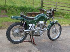 1965 Matchless G85 CS Metisse Frame number NOR 4244 Engine number G85CS 134 Professionally built