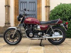 1978 Yamaha XS1100 Registration number WHV 123S Frame number 2H9 004760 Engine number 2H9 004760