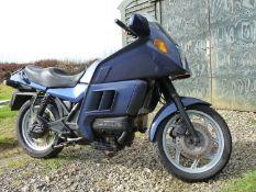 1992 BMW K100 Registration number J855 NNR Frame number 0193216 Engine number 42912013 87,358