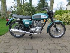 1970 Triumph T150 Registration BGF 209H Frame number EC03491T150T Engine number EC03491T150T 17,