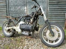 1988 BMW K100 LT Registration E914 JJB Frame number 0172636 Engine number 41872033 Bare rolling