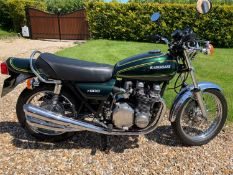 1976 Kawasaki Z900 A4 Registration number PFE 740P Frame number Z1F 501469 Engine number Z1E