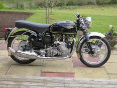 1959 Velocette Venom Clubman Registration number UNR 865 Frame number RS13966 Engine number VM3790