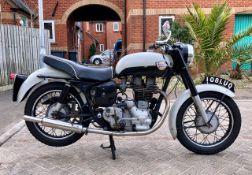 1962 Royal Enfield Clipper 350 Registration number 108 LUO Frame number 46096 Engine number 2003