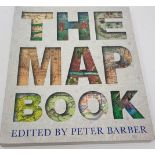 Barber (B Peter) The Map Book, and various other books (4 boxes)