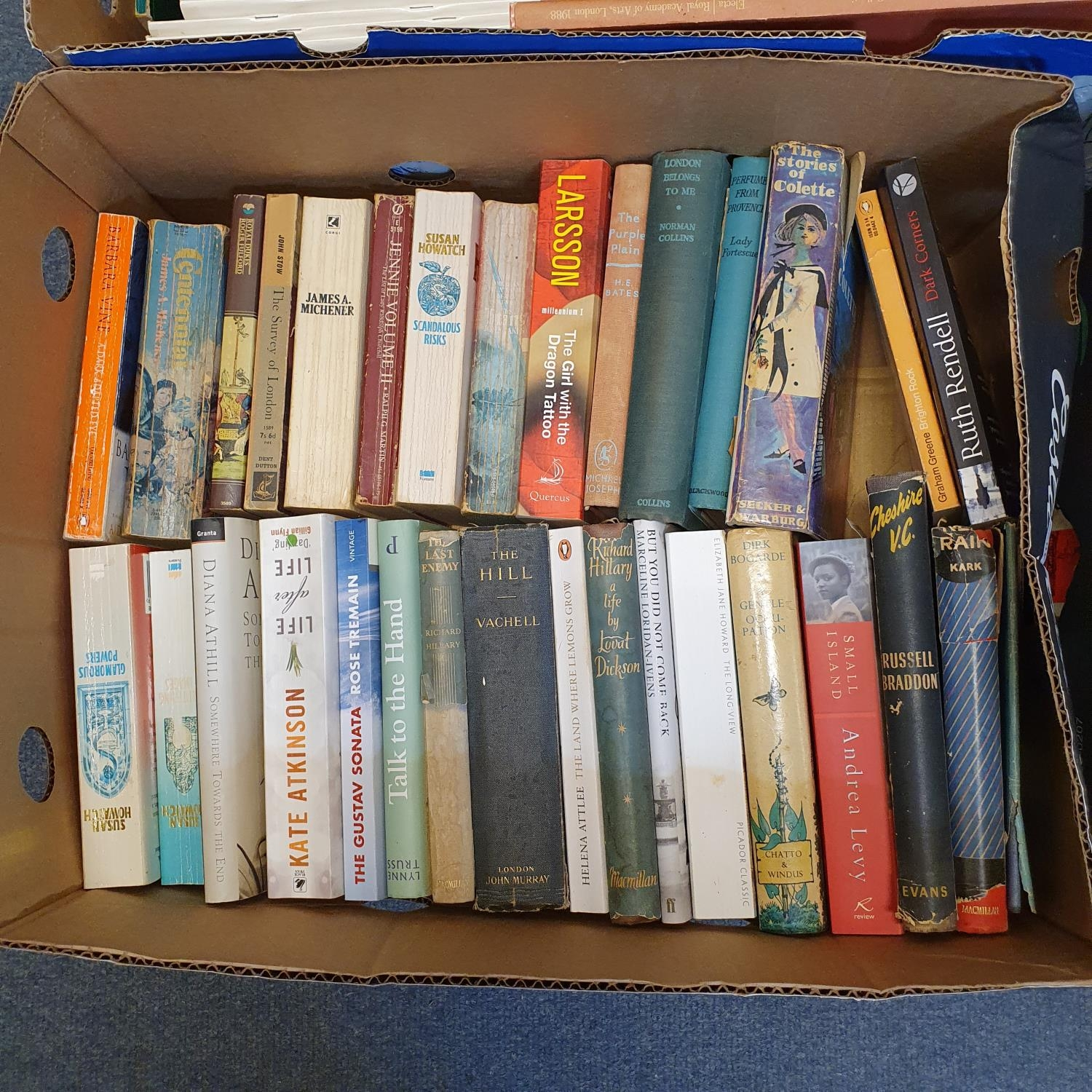 Hibbert (Christopher) London, and a large group of other books (19 boxes) - Image 10 of 21