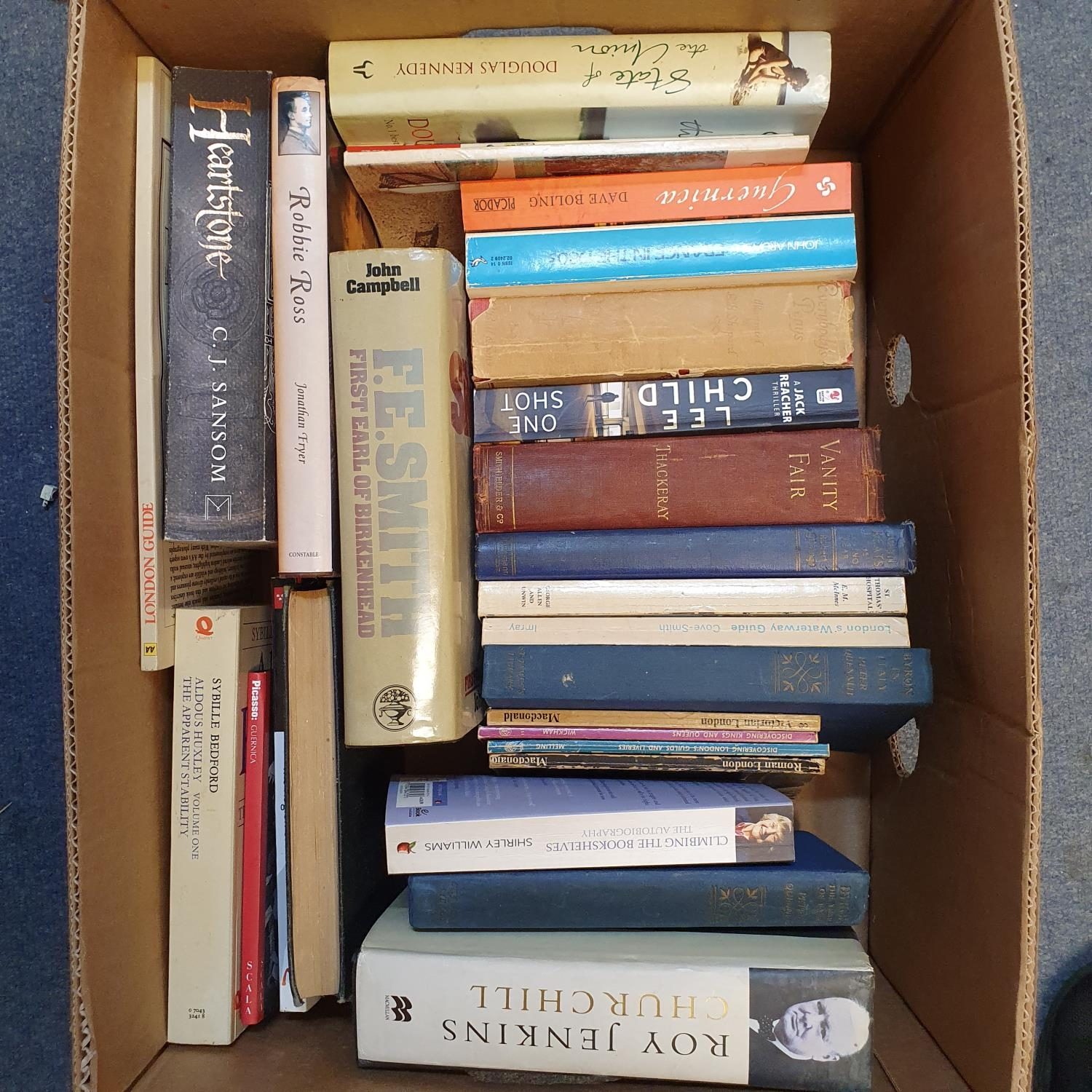 Hibbert (Christopher) London, and a large group of other books (19 boxes) - Image 19 of 21