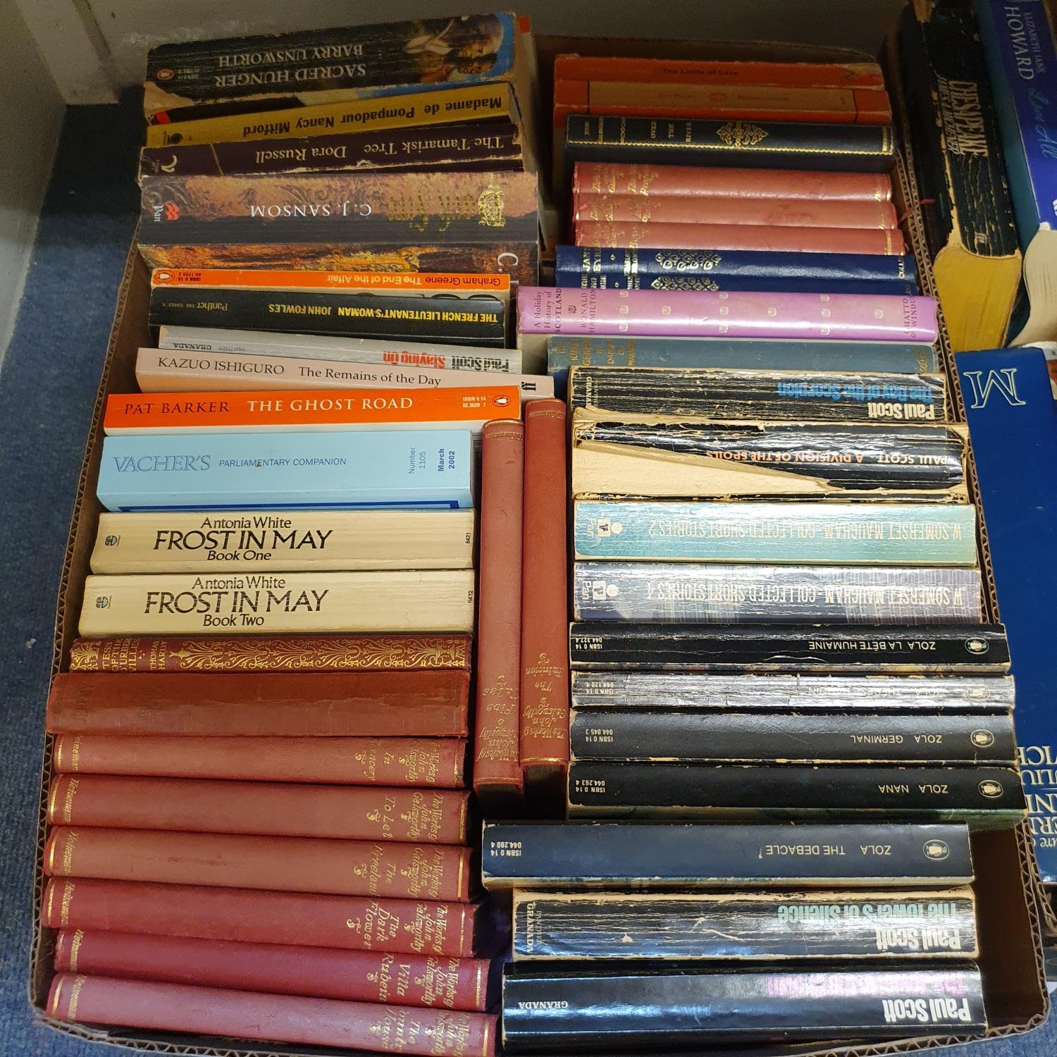 Hibbert (Christopher) London, and a large group of other books (19 boxes) - Image 21 of 21