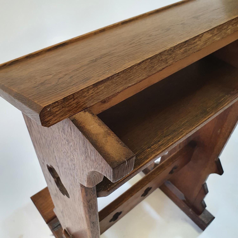 An oak lectern, 50 cm wide - Image 4 of 4