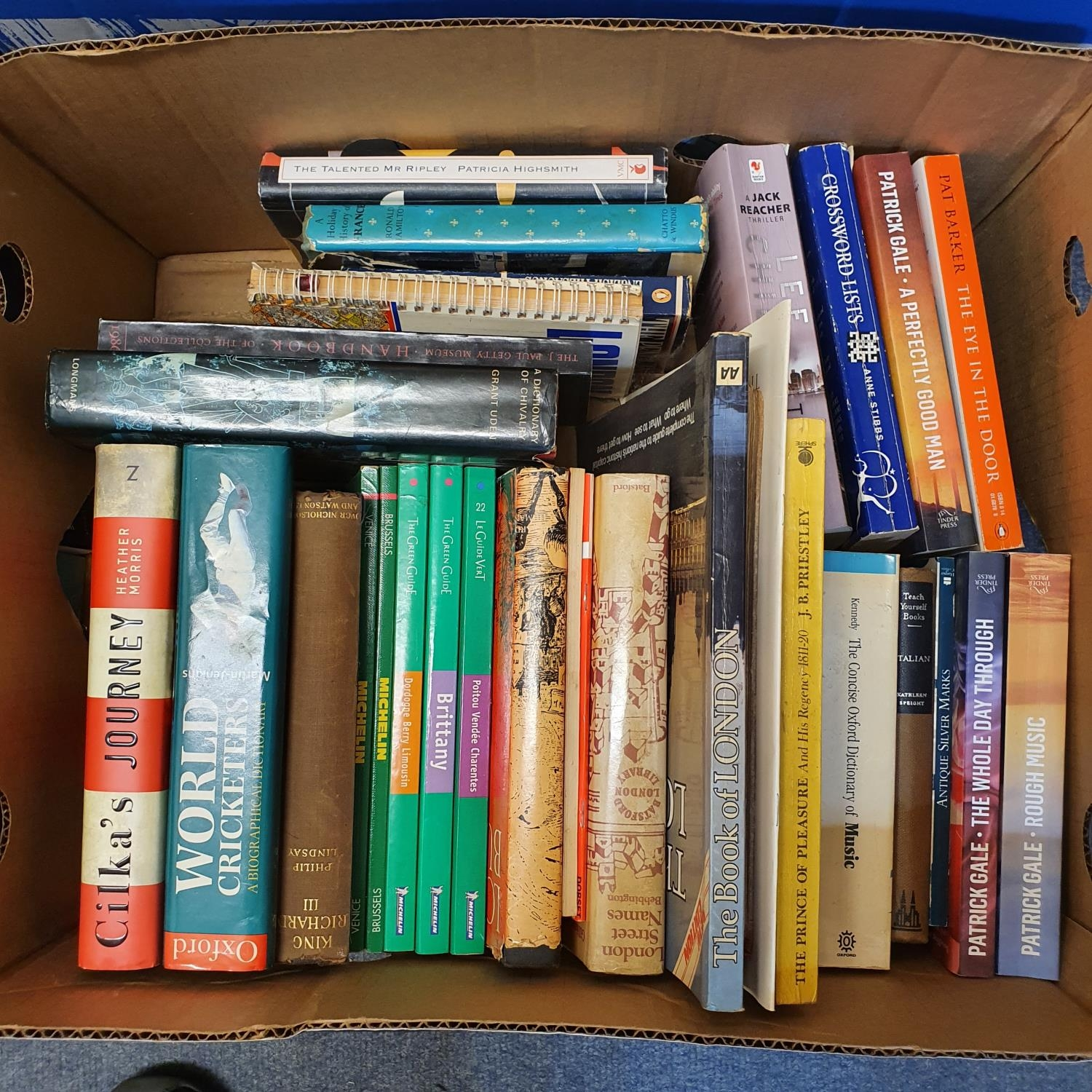Hibbert (Christopher) London, and a large group of other books (19 boxes) - Image 11 of 21