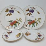 A Royal Worcester part dinner service, and various other ceramics (2 boxes)