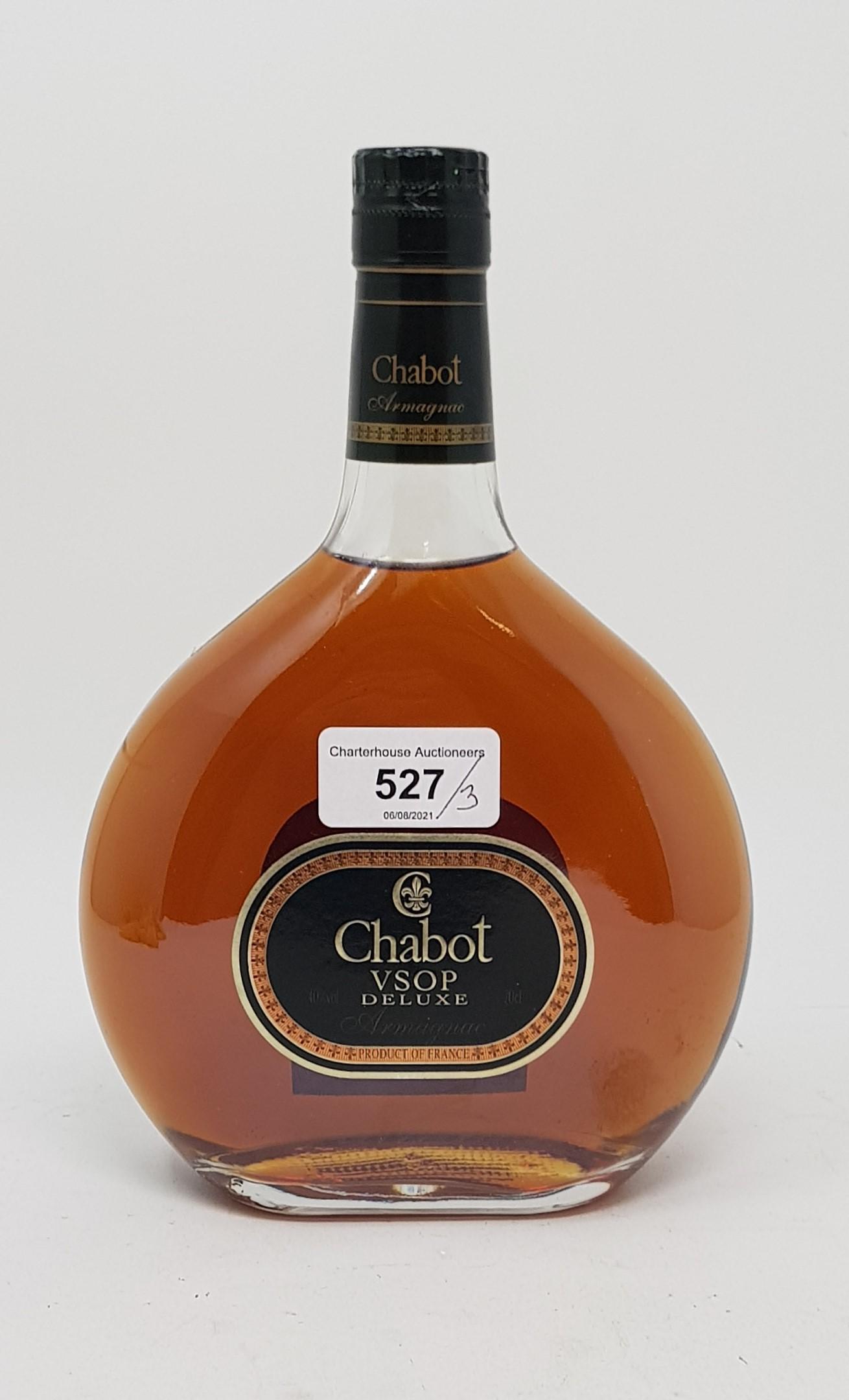 A 70cl bottle of Belle Vue Armagnac, a 350ml bottle of Remy Martin cognac, and a 70cl bottle of - Image 2 of 4