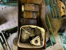 Assorted Velocette spares Dynamos and magnetos