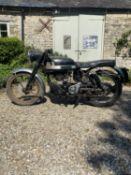 1962 Velocette Viper Being sold without reserve Registration number 196 PCV Frame number RF 17010