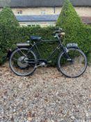 1954 BSA Winged Wheel Registration number JFN 916 Frame number J 51728 Engine number 13370 Very