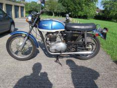 1973 Triumph TR6 Registration number XEU 359K Frame number AG 44647 Engine number AG 44647 30,265