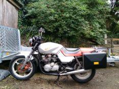 1982 Suzuki GS 650 Katana Registration number ORL 463X Frame number GS650 GD 102237 Engine