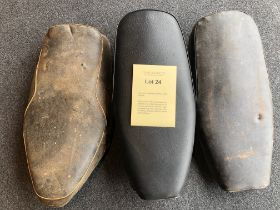 Assorted Velocette spares: Seats various