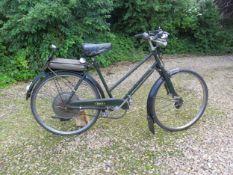 c.1954 BSA Winged Wheel Ladies Model Registration number RYH 699 Frame number TBA Engine number