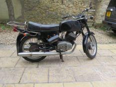 1976 CZ 250 Being sold without reserve Registration number PKM 669R Frame number 001374 Engine