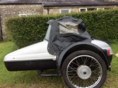 Velorex sidecar model 562, previously fitted to a BSA Thunderbolt and in good condition