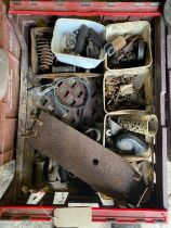 Assorted Velocette spares