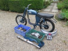 1963 Greeves Sports Twin Being sold without reserve Registration number JSL 248 Frame number TBA