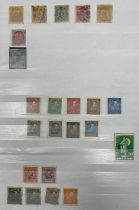 Iceland 1882-1940 unused and used collection on stockcards with sets and better values