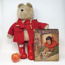 A Paddington Bear and Fairy Tales From Grimm (2)
