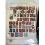 Assorted Commonwealth and World stamps, loose and in albums (box)