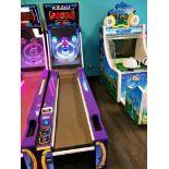 ICE BALL FX SKEE BALL ALLEY BOWLER ARCADE GAME