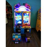 DUO DRIVE 2 PLAYER RACE ARCADE GAME