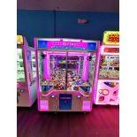 ICE GRAB-N-WIN PRIZE ARCADE GAME