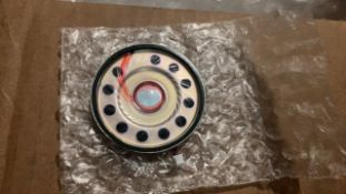 BEST SOURCE ELECTRONICS 22745-001, PALLET OF SPEAKER ASSEMBLIES, QTY. 9000, LOC D2 LOCATED AT 6700 W