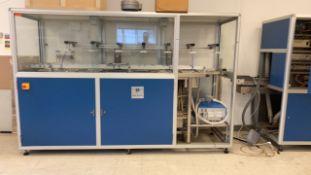 SATIS VACUUM IND. 900-0 VACUUM COATING MACHINE