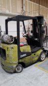 Clark Forklift CGC25
