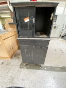 CNC Cabinet with Tools