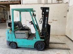 Mitsubishi Forklift Model FGC25