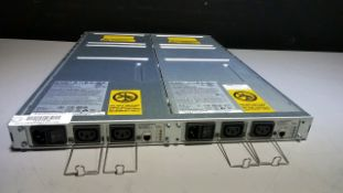 QTY 2 EMC2 STANDYBY POWER SUPPLY (SG6004) LOCATED AT: 2440 GREENLEAF AVE, ELK GROVE VILLAGE IL