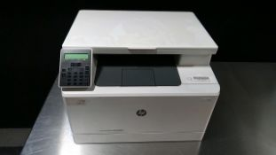 HP M180NW PRINTER LOCATED AT: 2440 GREENLEAF AVE, ELK GROVE VILLAGE IL