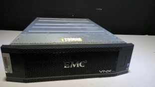 EMC2 VNX 5600 (JTFR) STORAGE NODE LOCATED AT: 2440 GREENLEAF AVE, ELK GROVE VILLAGE IL