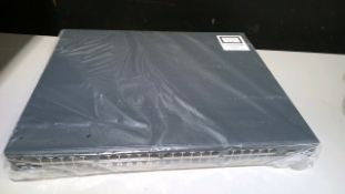 CISCO SYSTEMS WS-C2960X-48FPD-L SWITCH LOCATED AT: 2440 GREENLEAF AVE, ELK GROVE VILLAGE IL