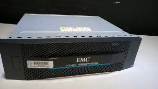 EMC2 VNX5300 (KTN-STL3) STORAGE NODE LOCATED AT: 2440 GREENLEAF AVE, ELK GROVE VILLAGE IL