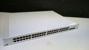 CISCO SYSTEMS MERAKI M210-48FP SWITCH LOCATED AT: 2440 GREENLEAF AVE, ELK GROVE VILLAGE IL