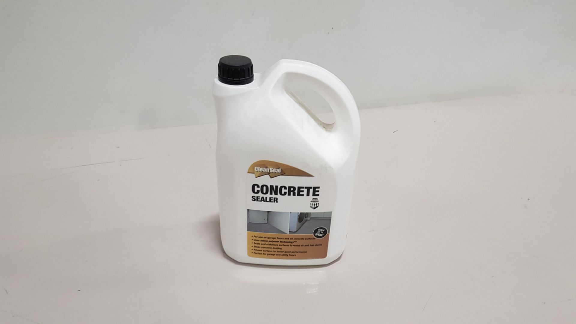 28 X BRAND NEW CLEAN SEAL CONCRETE SEALER 4L IN 7 BOXES