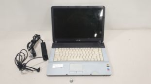 SONY F5940 LAPTOP NO O/S INCLUDES CHARGER