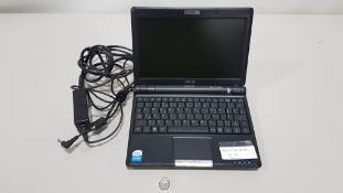 ASUS PC 900 LAPTOP NO O/S INCLUDES CHARGER