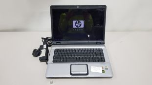 HP DV6000 LAPTOP WIN VISTA BUSINESS INCLUDES CHARGER