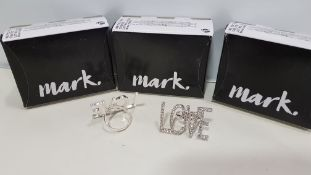 150 X BRAND NEW AVON DAMARA MARK STATEMENT RING - LOVE