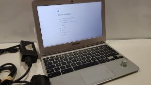 SAMSUNG 303C CHROMEBOOK CHROME O/S CHARGER INCLUDED